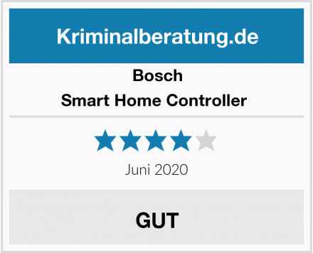 Bosch Smart Home Controller  Test