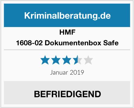 HMF 1608-02 Dokumentenbox Safe Test