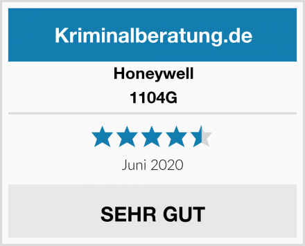 Honeywell 1104G Test