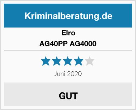 ELRO AG40PP AG4000 Test