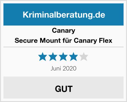 Canary Secure Mount für Canary Flex Test