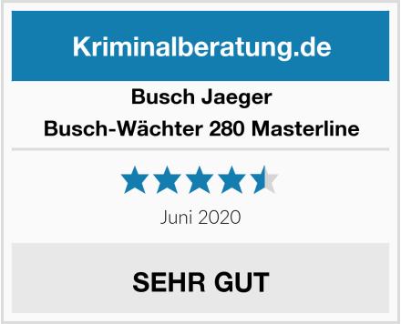 Busch-Jäger Busch-Wächter 280 Masterline Test