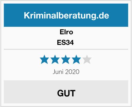 ELRO ES34  Test