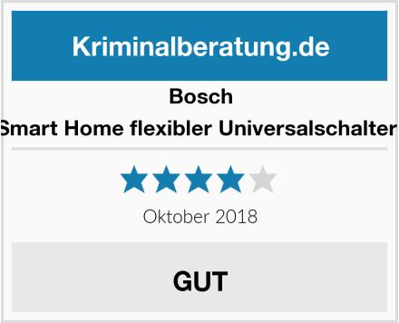 Bosch Smart Home flexibler Universalschalter  Test