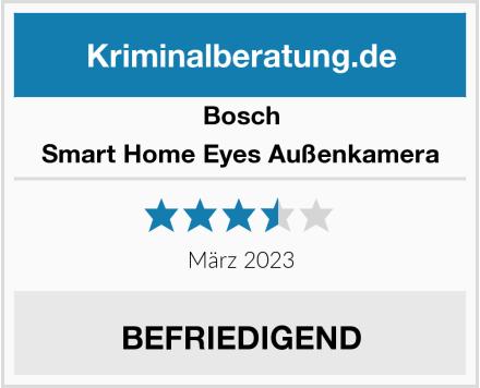 Bosch Smart Home Eyes Außenkamera Test