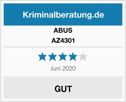 ABUS AZ4301 Test
