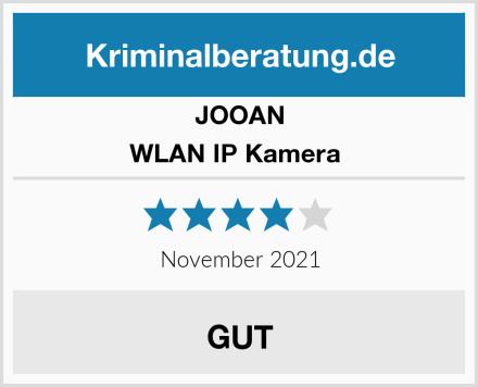 JOOAN WLAN IP Kamera  Test