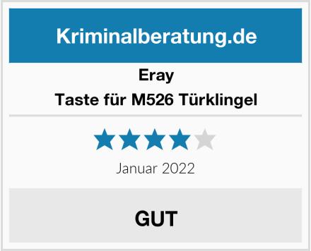 Eray Taste für M526 Türklingel Test
