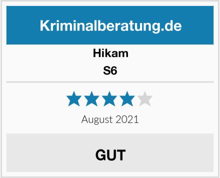 HiKam S6 Test