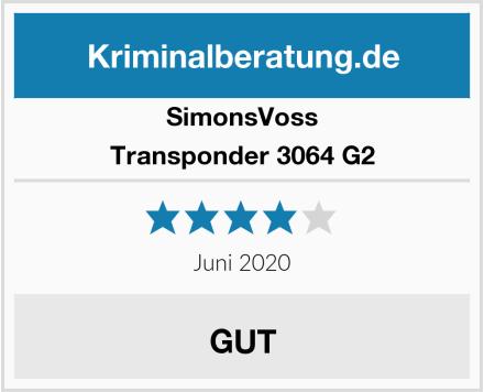 SimonsVoss Transponder 3064 G2 Test