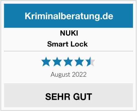 Nuki Smart Lock  Test