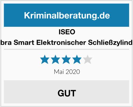 ISEO Libra Smart Elektronischer Schließzylinder Test