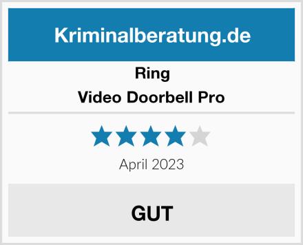 ring Video Doorbell Pro Test