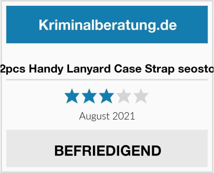 2pcs Handy Lanyard Case Strap seosto Test