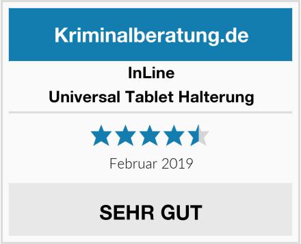 InLine Universal Tablet Halterung Test