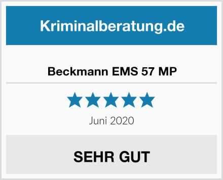 Beckmann EMS 57 MP Test