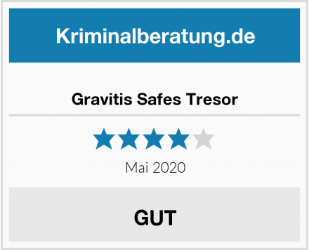Gravitis Safes Tresor Test