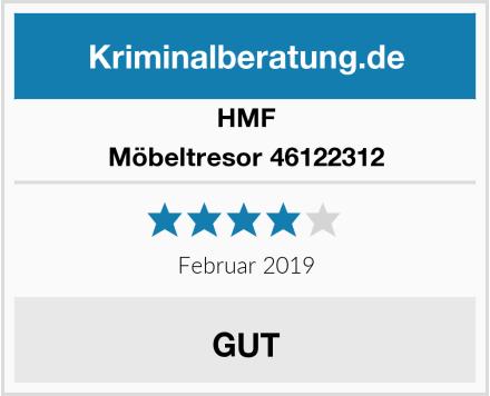 HMF Möbeltresor 46122312 Test