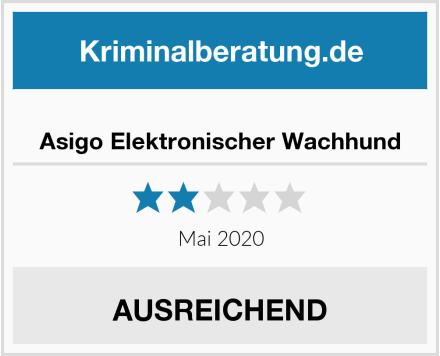 Asigo Elektronischer Wachhund Test