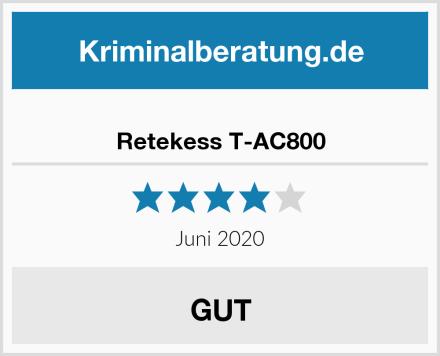 Retekess T-AC800 Test