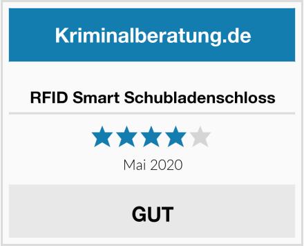 No Name RFID Smart Schubladenschloss Test