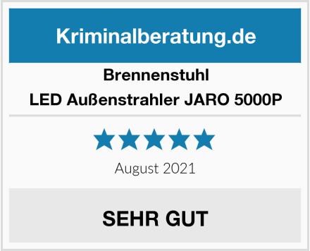 Brennenstuhl LED Außenstrahler JARO 5000P Test