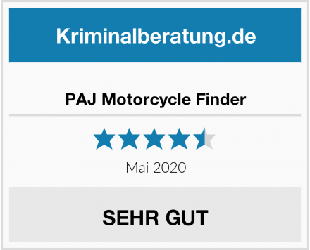 No Name PAJ Motorcycle Finder Test