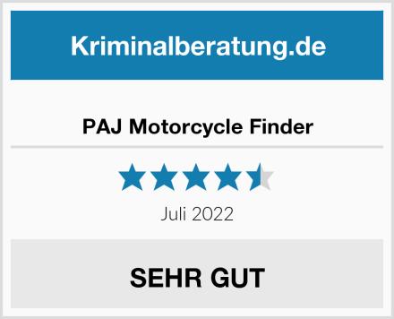 PAJ Motorcycle Finder Test