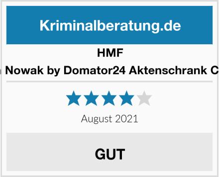 HMF Jan Nowak by Domator24 Aktenschrank C012 Test