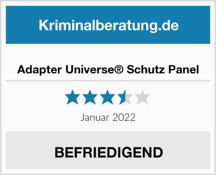 Adapter Universe® Schutz Panel Test