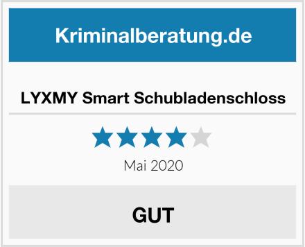 No Name LYXMY Smart Schubladenschloss Test