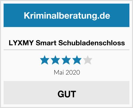 LYXMY Smart Schubladenschloss Test