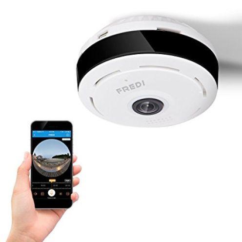 FREDI IP Sicherheit Kamera
