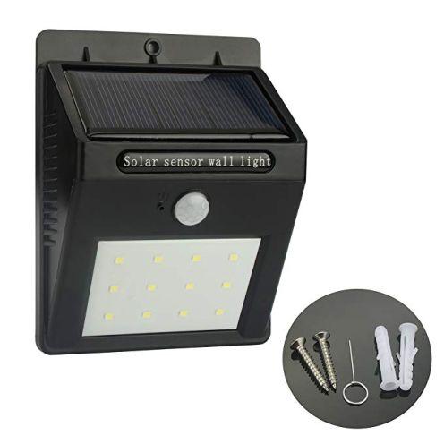 ALED LIGHT 12 LED Kabellose Außenwandleuchte