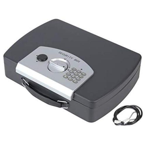 HMF 1608-02 Dokumentenbox Safe