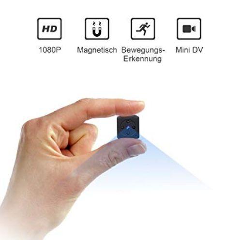 NIYPS Mini Kamera
