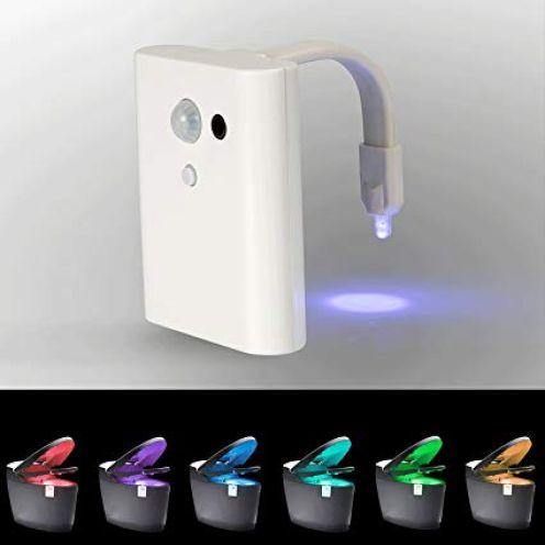 TOP Marques Collectibles WC-Nachtlicht mit Bewegungsmelder