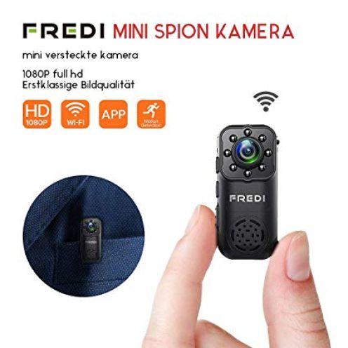 FREDI HD 1080P Mini Kamera
