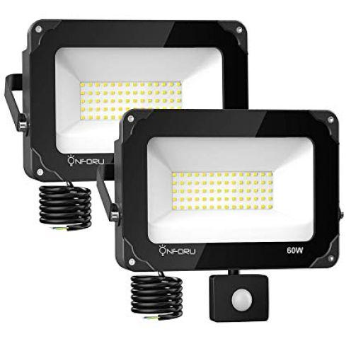 Onforu 2er Pack 60W 6000LM LED Strahler