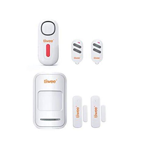 tiiwee Home Alarm System Kit XLPIR