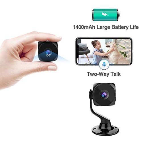 KEAN Mini Kamera WiFi