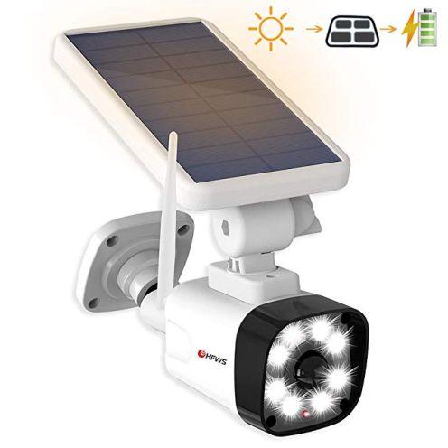 HFWS Solarlampe