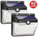 No Name iPosible 60 LED Solarlampen mit Bewegungsmelder