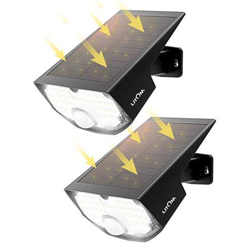 Mpow Solarlampen für Außen