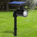 Solarleuchte für Außen