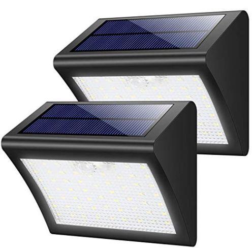 Yacikos Solarleuchten Außen 60 LED
