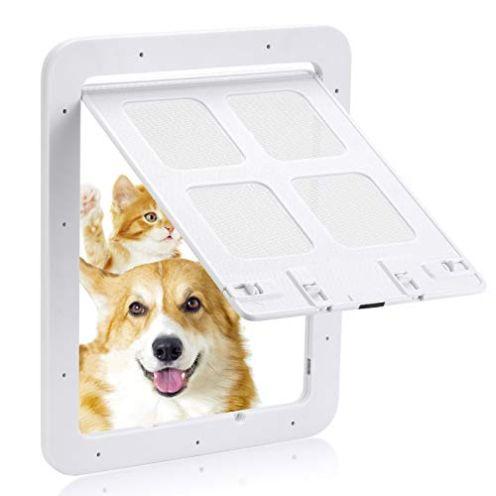 Smilelove Hundeklappe für die Fliegengittertür