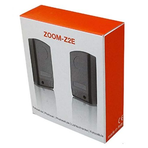 Nologo Zoom-Z2E Fotozellen für Tore