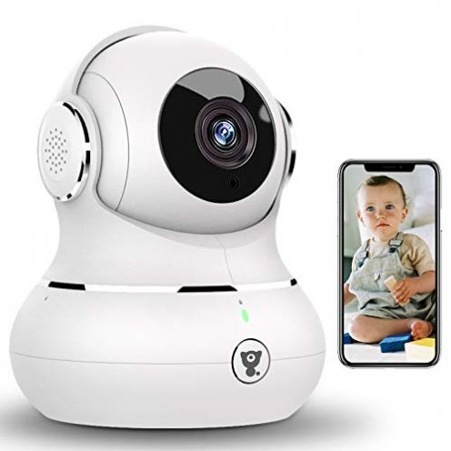 Littlelf WLAN IP WiFi Sicherheitskamera