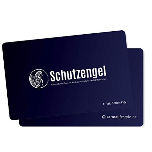 Schutzengel by Karma Lifestyle RFID Blocker Karte